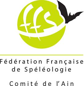 Logo du Comité Départemental Spéléologique de l'Ain